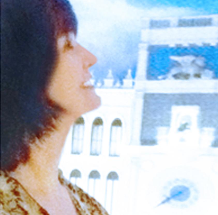 Blythe Ayne at the Venetian in Vegas