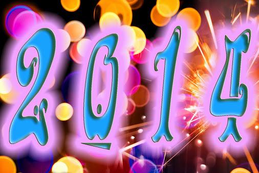 Goodby 2014-fireworks-mrwallpaper.com