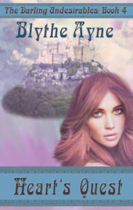 Heart's Quest-The Darling Undesirables, Book 4